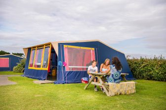 Why pick a Ready Tent for your family holiday to Cornwall?