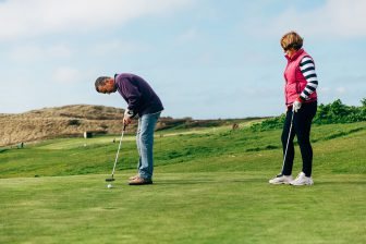Holywell Bay Par 3 Golf Course
