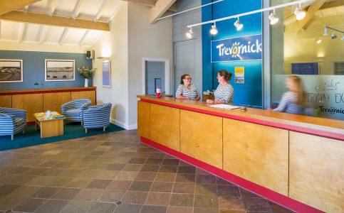 Trevornick Reception