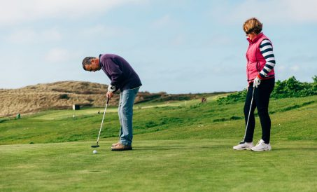 Pitch and Putt Course – The biggest in the South West!