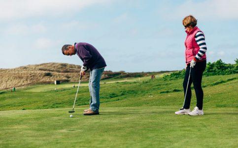 golf course trevornick
