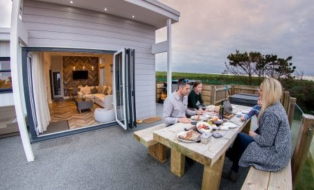 Hot tub holidays in Newquay: the perfect base to explore