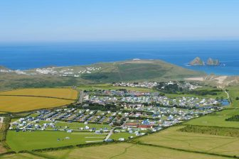 Aerial-View-Trevornick-Holiday-Park-1